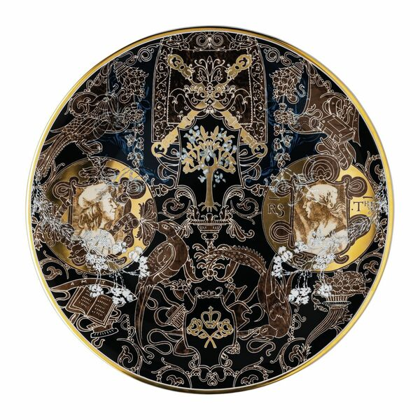 Service Plate, 13 inch | Heritage Dynasty