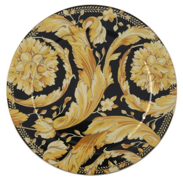 Service Plate, 13 inch | Versace Vanity