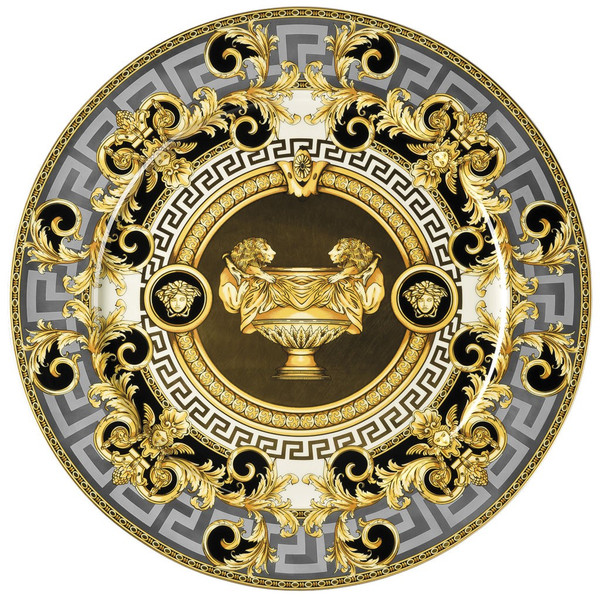 Service Plate, 13 inch | Versace Prestige Gala