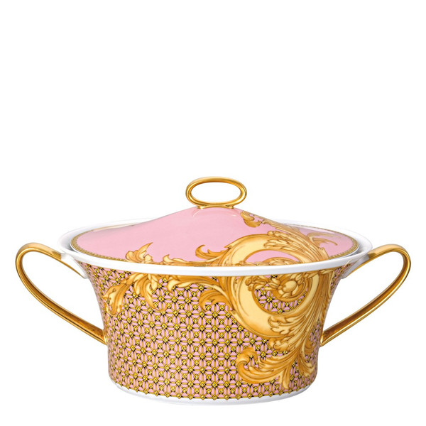 Vegetable Bowl, Covered | Versace Byzantine Dreams