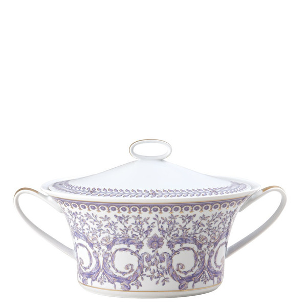 Vegetable Bowl, Covered | Versace Le Grand Divertissement