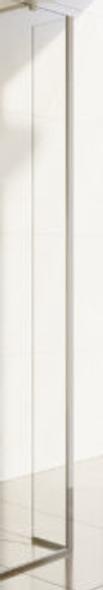 Premier 8 Glass Shower Panel - Return Panel Pack 200mm
