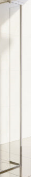 Premier 8 Glass Shower Panel - Return Panel Pack 300mm