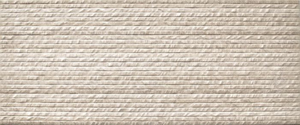 Neutra Cream Relieve Decor Wall Tile - 600 x 250 x 8mm