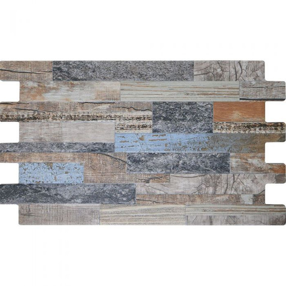 Foresta Blue Wall & Floor Tile 450 x 250 x 12mm
