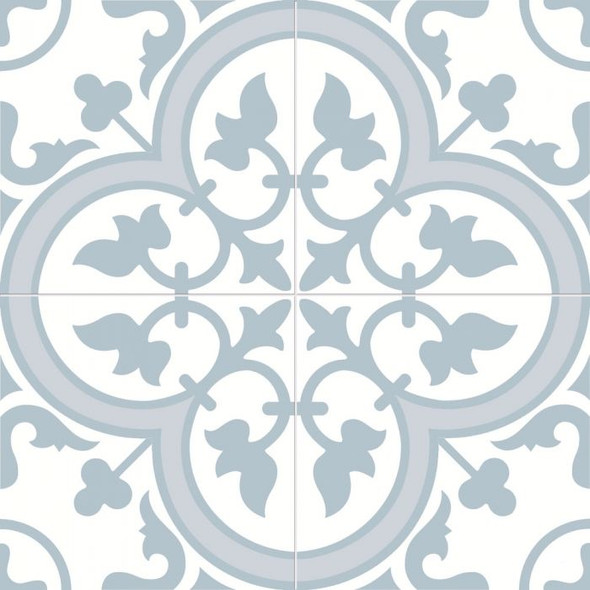 Bourton Lavanda (Powder Blue) 450 x 450 x 10mm
