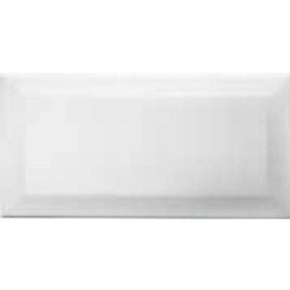 Simply White Metro Gloss Wall Tile – 200 x 100 x 7mm