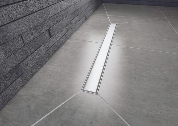 Aqua-Dec Linear 4 - 800mm Waste