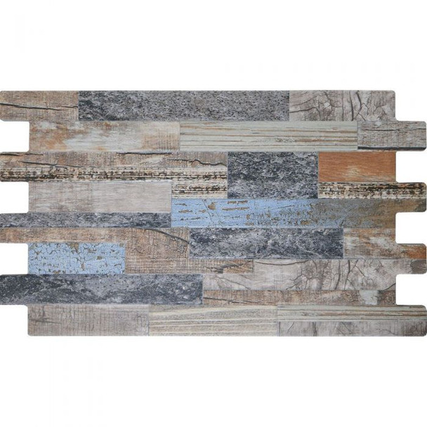 Foresta Blue Wall & Floor Tile 400 x 250 x 12mm