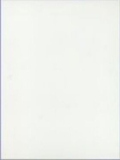 Simply White Flat Gloss Wall Tile – 330 x 250 x 7mm