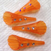 Bling Trumpet - Tangerine