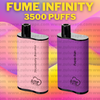 Fume Infinity Disposable Vape 5 Piece MIX AND MATCH FUN PACK!
