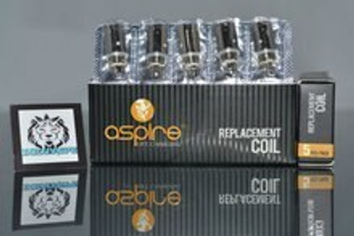 BVC 2.1 Ohm Coil Pack