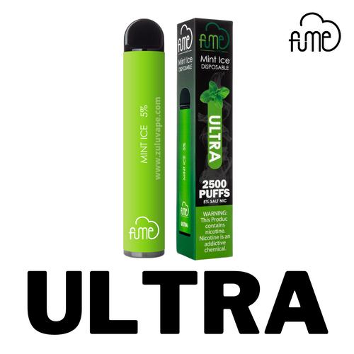 Fume ULTRA Disposable Vape