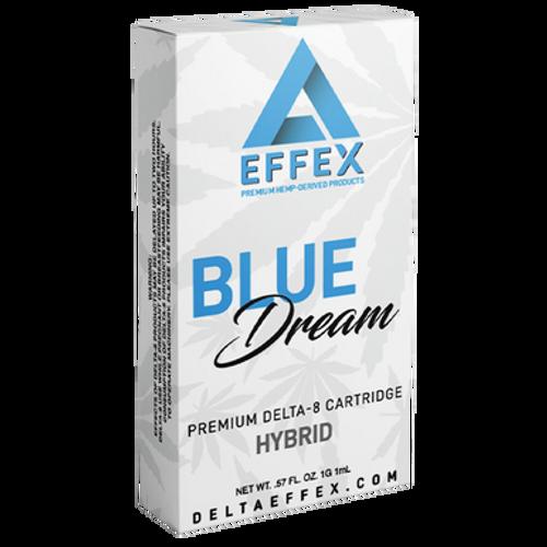 Delta Effex Blue Dream D8 Cartridge