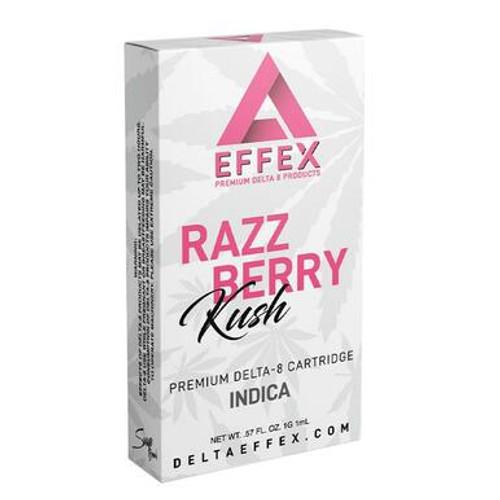 Delta Effex Razzberry Kush Delta 8 Cartridge