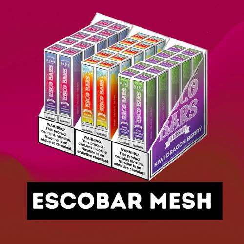 Escobar Mesh Coil 2500 Puff