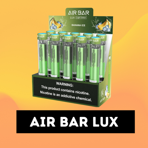 Air Bar Lux Wholesale Box of 10
