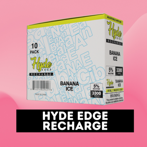 Hyde Edge Recharge Box of 10
