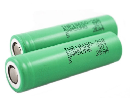 zuluvape.com  Samsung 25R 18650- Pair 809186 24.95