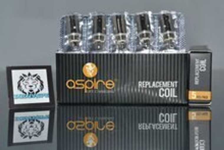 BVC 1.8 Ohm Coil Pack
