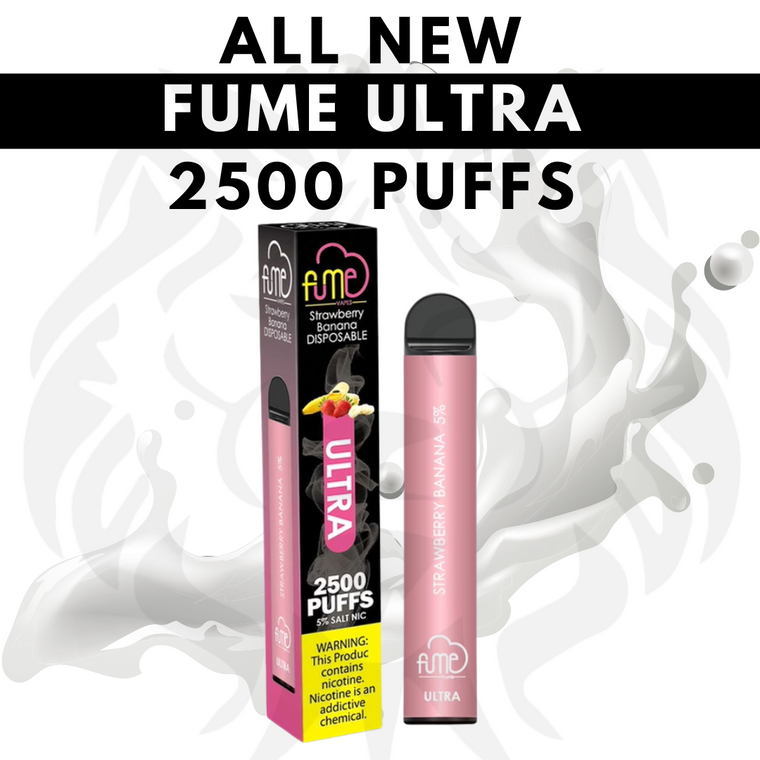 Fume Ultra Disposables