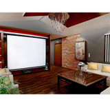"""150"""" Electric Motorised Projector Screen TV +Remote"""