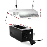 Greenfingers 250W HPS MH Grow Light Kit Magnetic Ballast Reflector Hydroponic Grow System