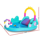 Bestway Swimming Pool Above Ground Kids Play Inflatable Pools Toys Family