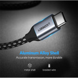 UGreen Type C to 3.5mm Female cable 10CM 30632 (not for Samsung Smartphone )