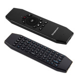 Simplecom RT150 2.4GHz Wireless Remote Air Mouse Keyboard with IR Learning