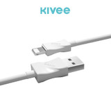 KIVEE CT107 Lightning to USB Charging Cable 1M