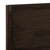Java Bed frame King Size Chocolate