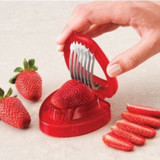 Strawberry Huller & Cutter  - As Seen on TV