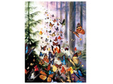 3D Livelife Poster - Butterfly Woods