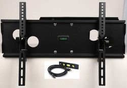 """30-60"""" Plasma LED LCD Screen TV Wall Mount with 180 degree Swivel"""