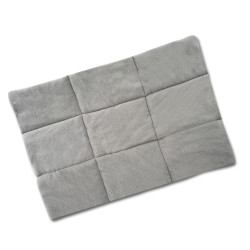 i.Pet 42inch Metal Collapsible Pet Cage Cushions Grey