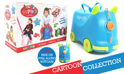 KIDS LUGGAGE 3IN1