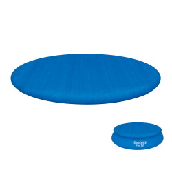 Bestway 4.57m Swimming Pool Cover For Above Ground Pools LeafStop
