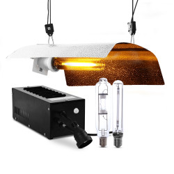 Greenfingers 600W HPS MH Grow Light Kit Magnetic Ballast Reflector Hydroponic Grow System