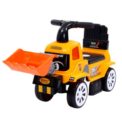 Keezi Kids Ride On Car Toys Truck Bulldozer Digger Toddler Toy Foot to Floor