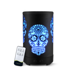 DevantiUltraconic Aromatherapy Diffuser Aroma Oil Air Humidifier Halloween