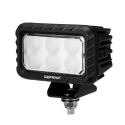 5inch Square LED Work Light Flood Beam Truck Driving Lamp Offroad 4x4