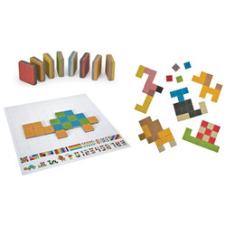 Plan Toys Mosaic Puzzle - Free Delivery within Australia