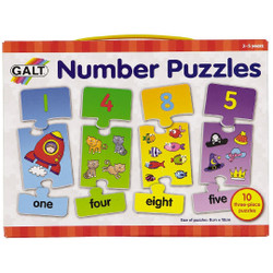 GALT Number Puzzles - Free Delivery within Australia
