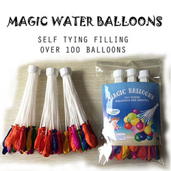 Magic Water Balloons - Over 100