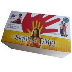 Signing Time Learning DVD Box Set