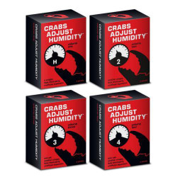 Crabs Adjust Humidity Party Game