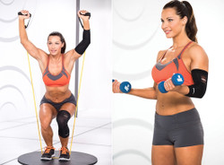 Danoz COPPER X Compression Wear - Knee Elbow and Back Support