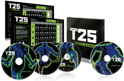 T25 Gamma DVD Set - Free Delivery within Australia